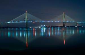 night-arthur-ravenel-bridge